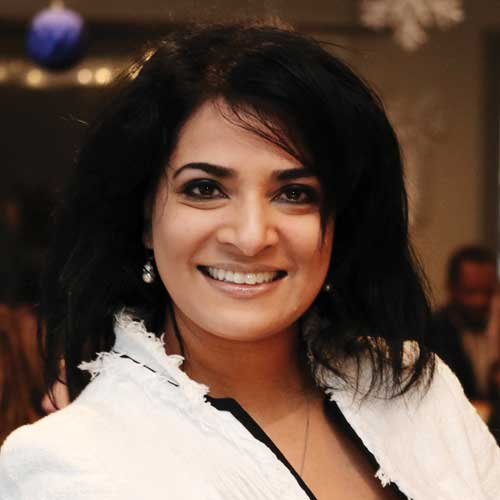 Anita Huberman | 50 Women of Options